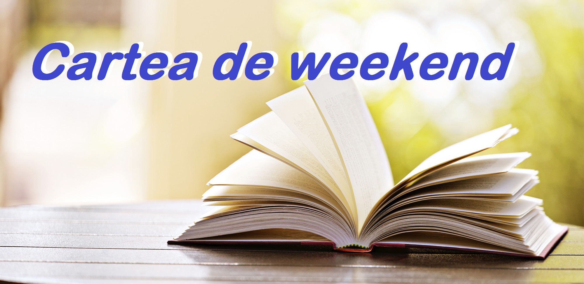 Cartea de week-end