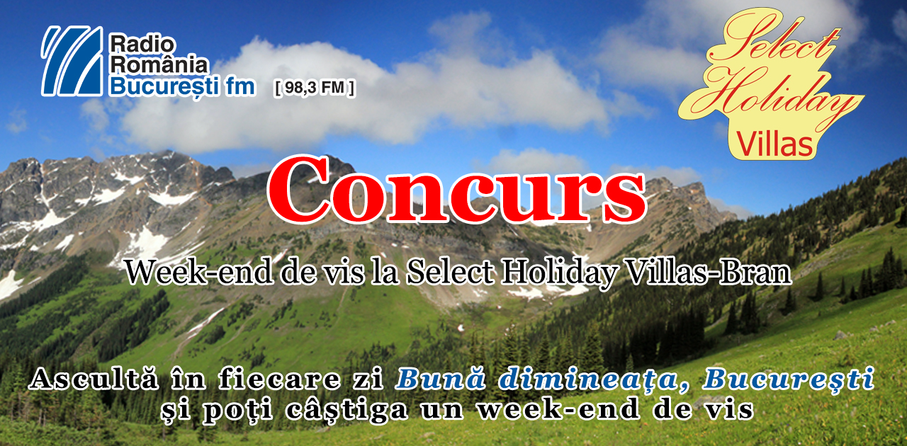 concurs Select Holiday villas bran