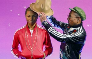 Pharrell Williams - Madame Tussauds