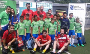 BucurestiFM Campionatul Corporate de Fotbal Sports Events Sud Arena 12