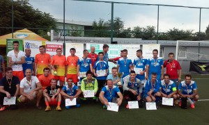 BucurestiFM Campionatul Corporate de Fotbal Sports Events Sud Arena 9