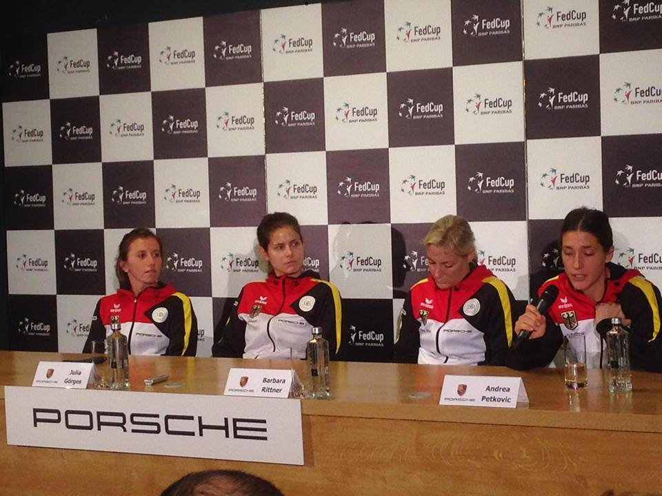fed cup romania live