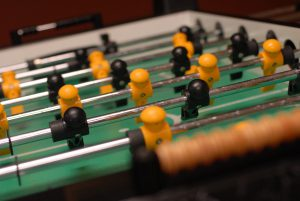 Relaxare - foosball