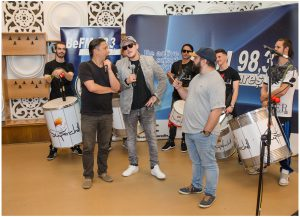 06. What's UP la Bucuresti FM 25.05.2017 - Foto. Alexandru Dolea